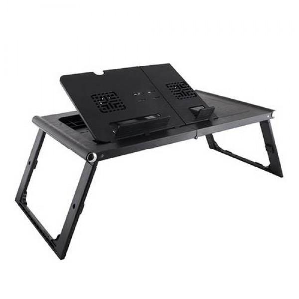 ModeCom Notebook Asztal fekete PF11 Kiegészítők