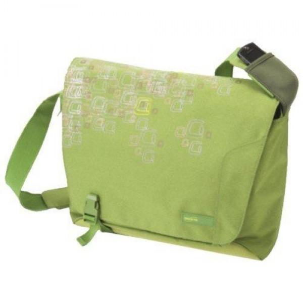 """Dicota laptop táska DeeMessenger, 11-14"""" Green (N25908P) Laptop táska"""