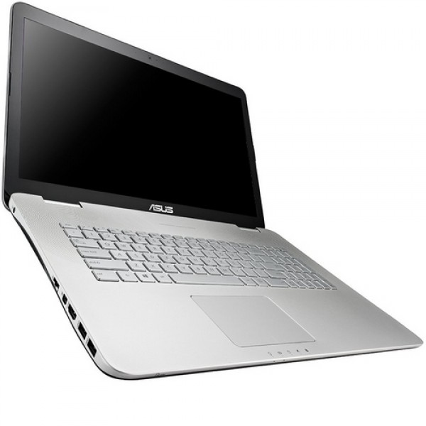 Asus N751JX-T4020D Grey - 8GB + Win8 + O365 Laptop
