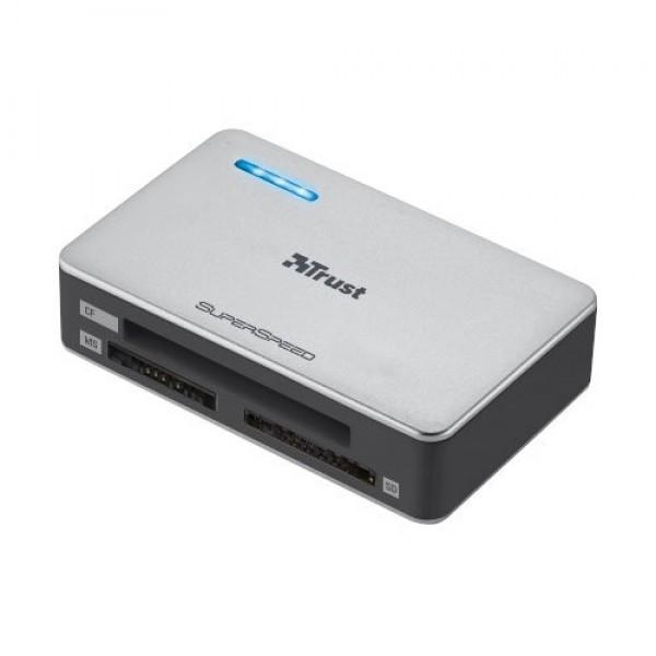 Trust USB 3.0 Card Reader Kiegészítők