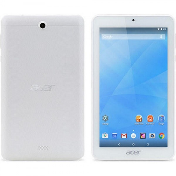 Acer Iconia ONE 7 B1-770-2Cww 16 GB White Tablet