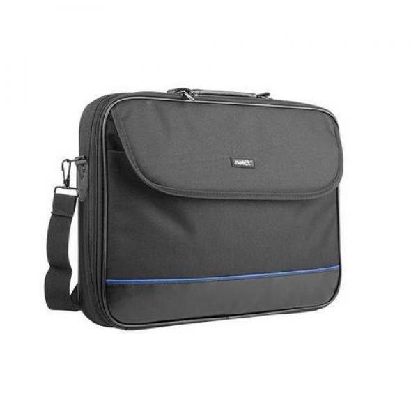 """Natec laptop táska Impala fekete 17,3"""" (NTO-0359) Laptop táska"""