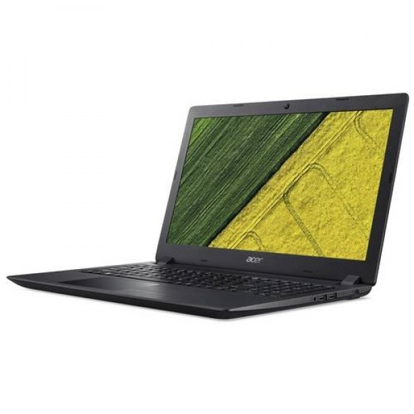 Acer Aspire 3 A315-51-38V8 Black W10 - O365 Laptop