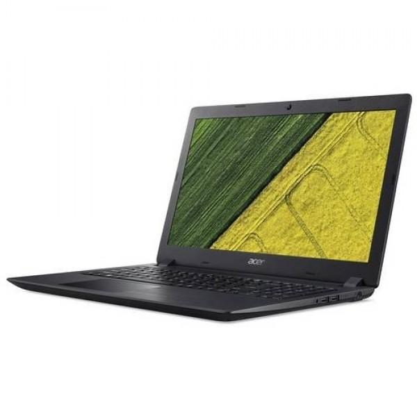 Acer Aspire 3 A315-51-34V8 Black - Win10Pro Laptop