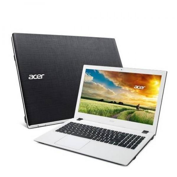 Acer Aspire E5-573-5077 Black/White - Win10 Laptop