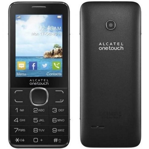Alcatel OT-2007D Telefon Dark Gray Okostelefon