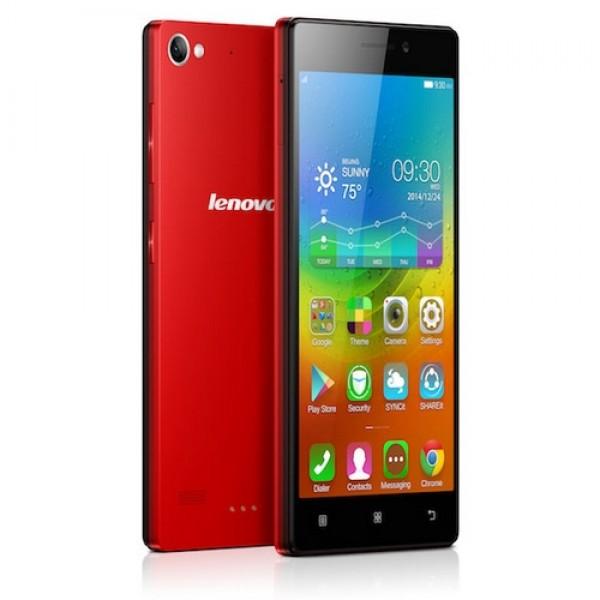 Lenovo VIBE X2 Okostelefon - Piros MIM Okostelefon