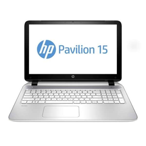 HP Pavilion 15-AB203NH P1E87EA White FD Laptop