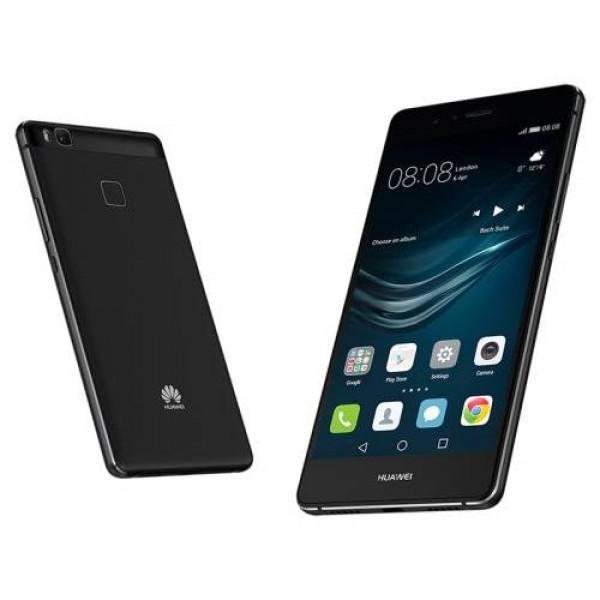 Huawei P9 Lite Dual SIM Okostelefon Black Okostelefon