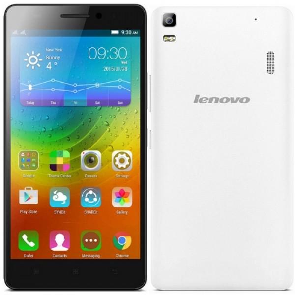 Lenovo A7000 DualSim Okostelefon - Fehér MIM Okostelefon