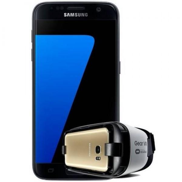 Samsung Galaxy S7 okostelefon White +VRszemüveg Okostelefon
