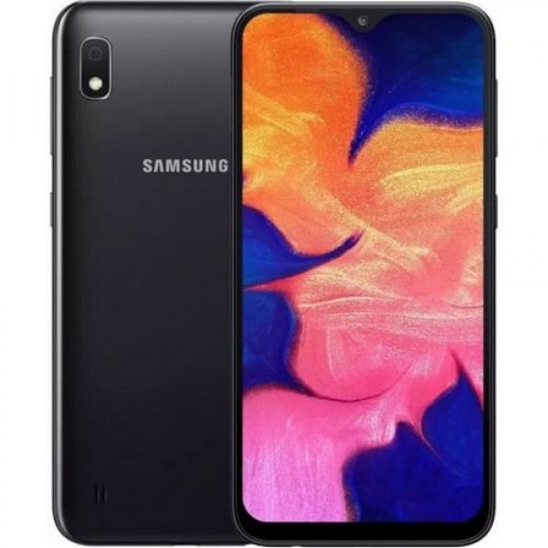 Samsung Galaxy A10 Black (SM-A105FN_DS_BLACK) Okostelefon
