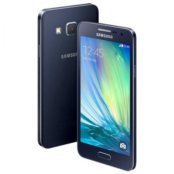 Samsung Galaxy A3 (A300F/DS) Black okostelefon SBTK Okostelefon