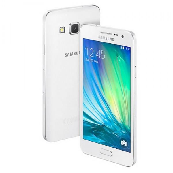 Samsung Galaxy A3 (A300F/DS) White okostelefon SBTK Okostelefon