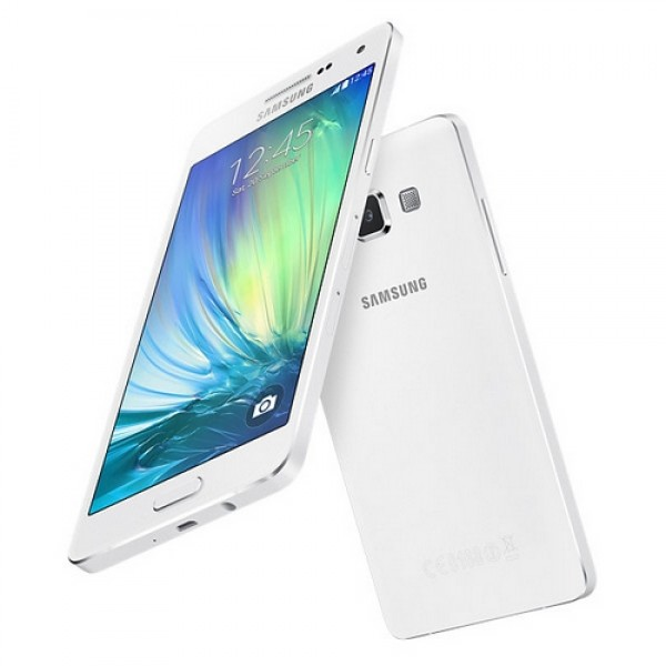 Samsung Galaxy A5 (A500) White Okostelefon Okostelefon