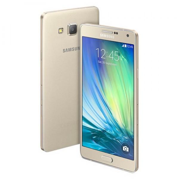 Samsung Galaxy A7 (A700) Gold Okostelefon SBTK Okostelefon