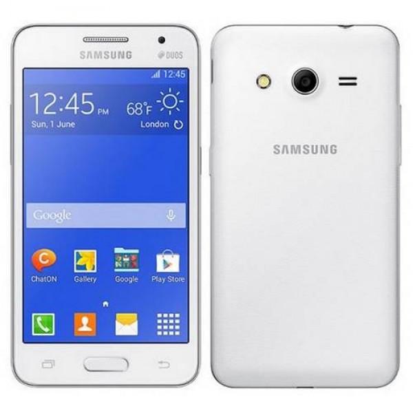 Samsung Galaxy Core2 G355H Okostelefon White Okostelefon