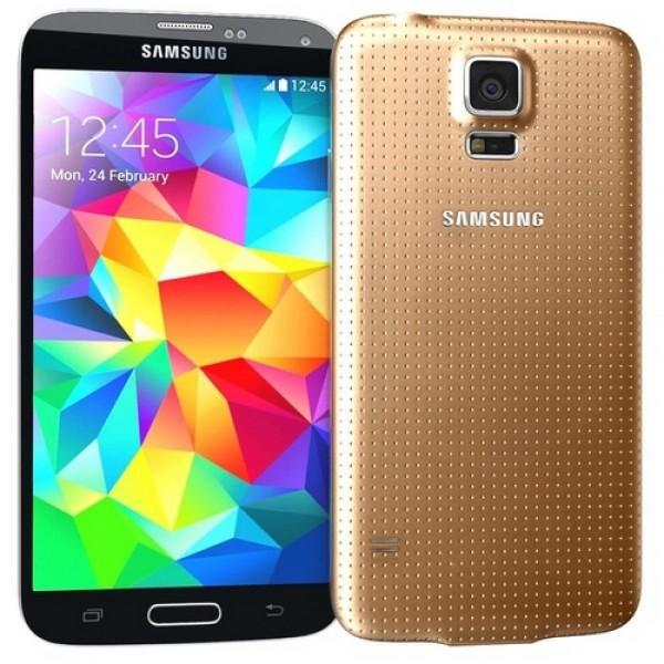 Samsung Galaxy S5 Neo (G903) Gold okostelefon Okostelefon