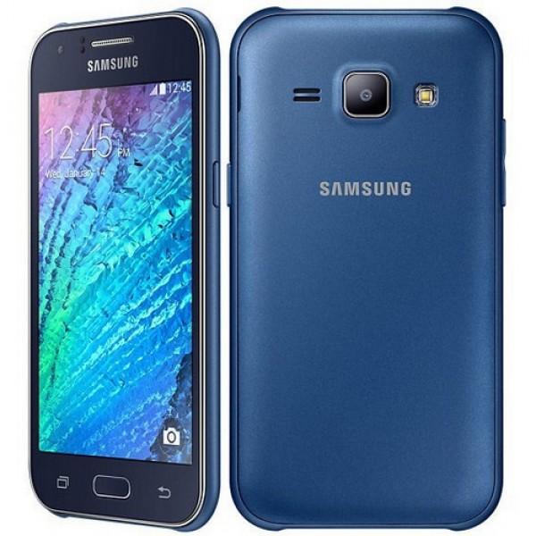 Samsung Galaxy J1 Blue Okostelefon SBTK Okostelefon