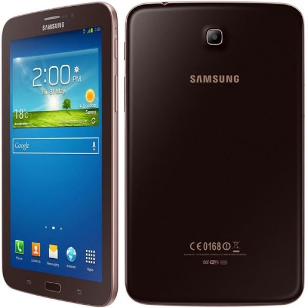 Samsung Galaxy Tab3 7.0 3G Brown Tablet