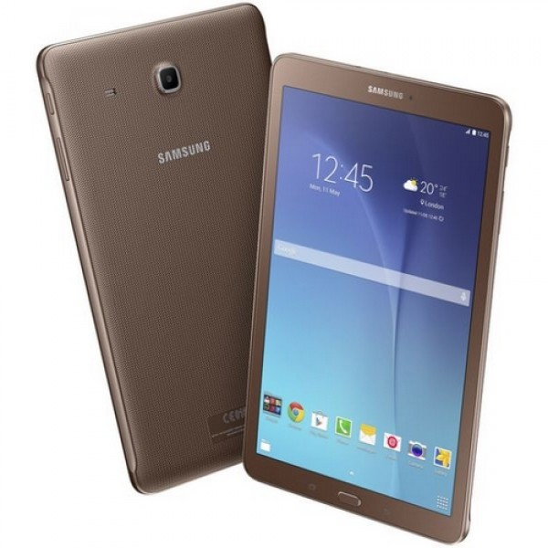 "Samsung Galaxy Tab E (T560) 9.6"" Brown Tablet SBTK Tablet"