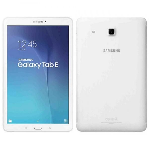 "Samsung Galaxy Tab E (T560) 9.6"" White Tablet SBTK Tablet"