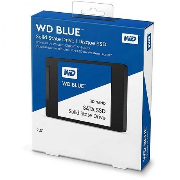 """WD Blue 2,5"""" SATA SSD 250 GB (WDS250G2B0A) Kiegészítők"""