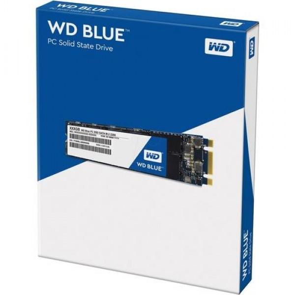 WD Blue M.2 SATA SSD 250 GB (WDS250G2B0B) Kiegészítők