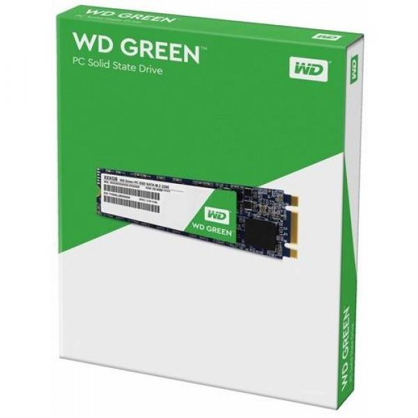 WD Green M.2 2280 SATA SSD 120 GB (WDS120G2G0B) Kiegészítők