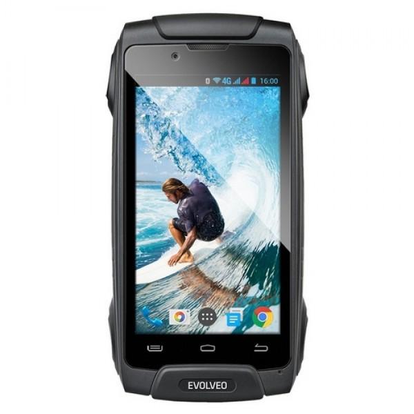 EVOLVEO STRONGPHONE Q8 LTE Okostelefon Black Okostelefon