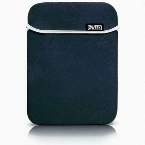 Laptop mappa SWEEX Black/Grey Laptop táska