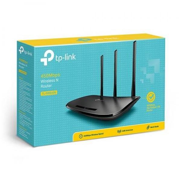 Wireless N Router TP-LINK TL-WR940N Kiegészítők