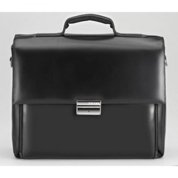 Tucano bőr laptop táska BOPT Laptop táska