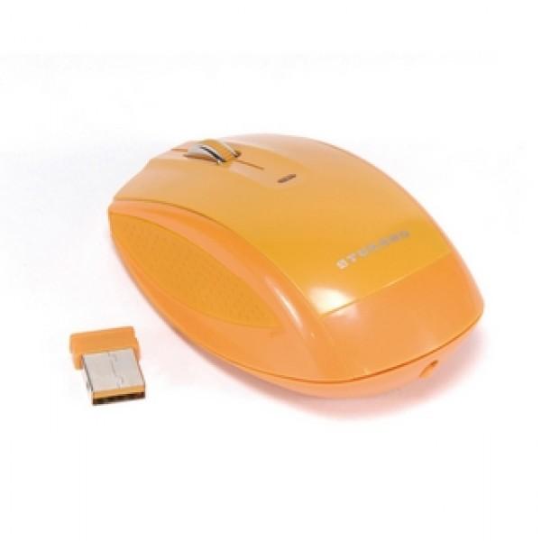Tucano Egér Wireless Colore WI-COL-O Kiegészítők
