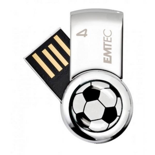 USB Pendrive EMTEC 8 GB 2.0 Football Kiegészítők