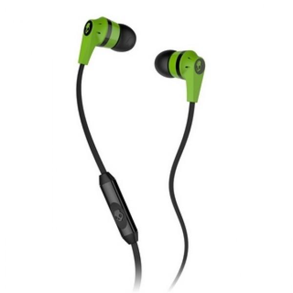 Fejhallgató Skullcandy INK'D Green XT (S2INCZ-036) Kiegészítők