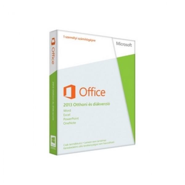MS Office 2013 Otthoni és diákverzió PKC Szoftver