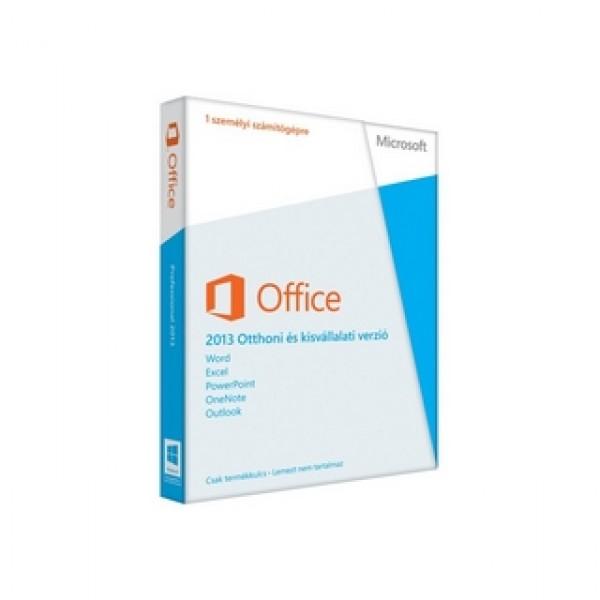 MS Office 2013 Otthoni és kisvállalati verzió PKC Szoftver