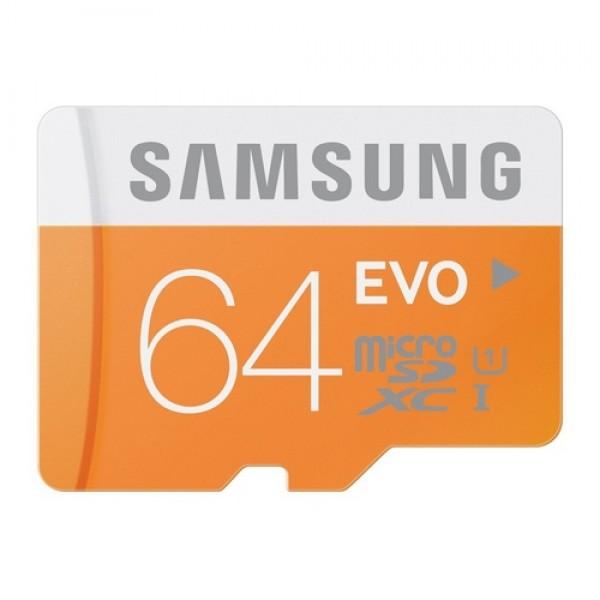 64 GB Micro SDXC UHS-I Card Samsung Kiegészítők