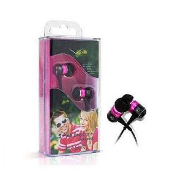 Earphones CANYON Stereo Pink (CNR-EP08NP) Kiegészítők