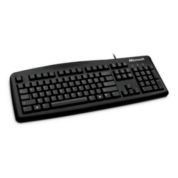 Microsoft USB Keyboard 200 Black (HUN 6JH-00015) Kiegészítők