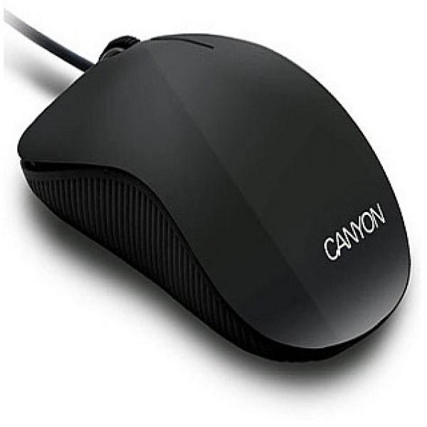 Egér CANYON USB Optical Black (CNR-MSO10B) Kiegészítők