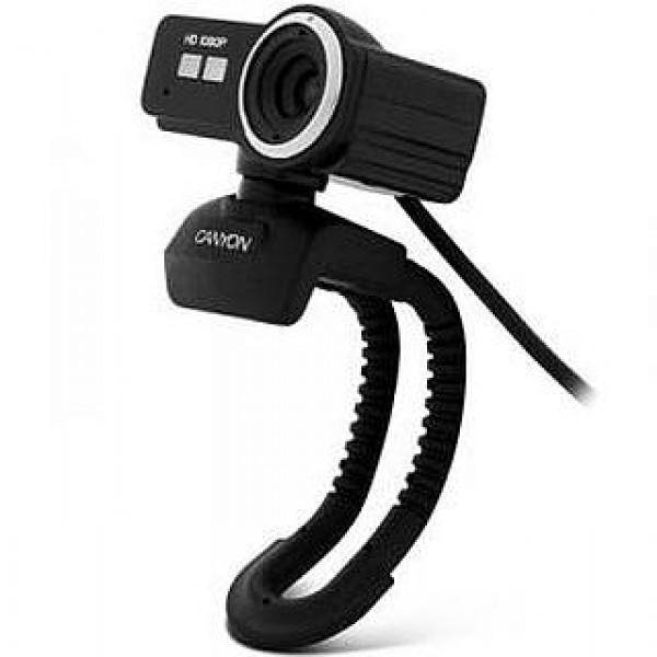 CANYON USB Webcamera FHD Black (CNR-FWC120FH) Kiegészítők