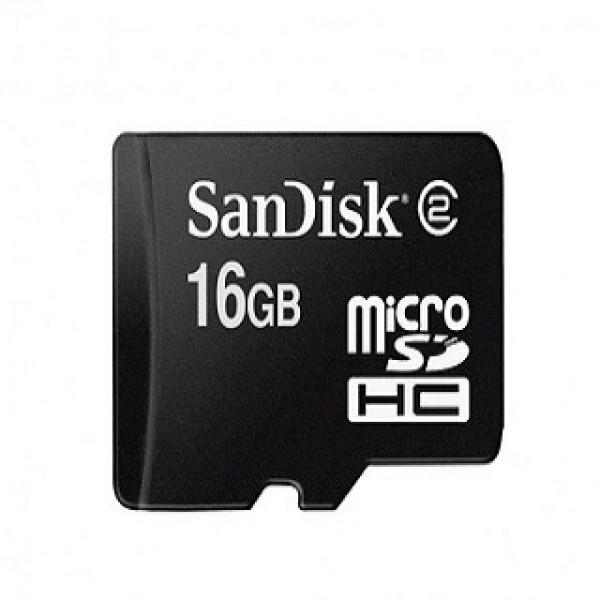 16 GB Micro SDHC Card SanDisk Kiegészítők