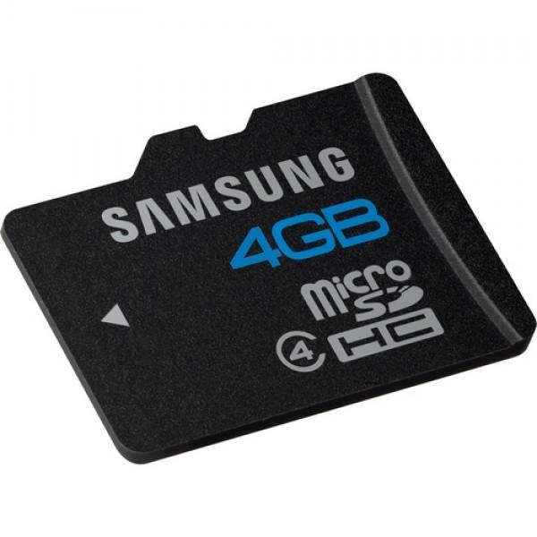 4 GB Micro SDHC Card Samsung Kiegészítők
