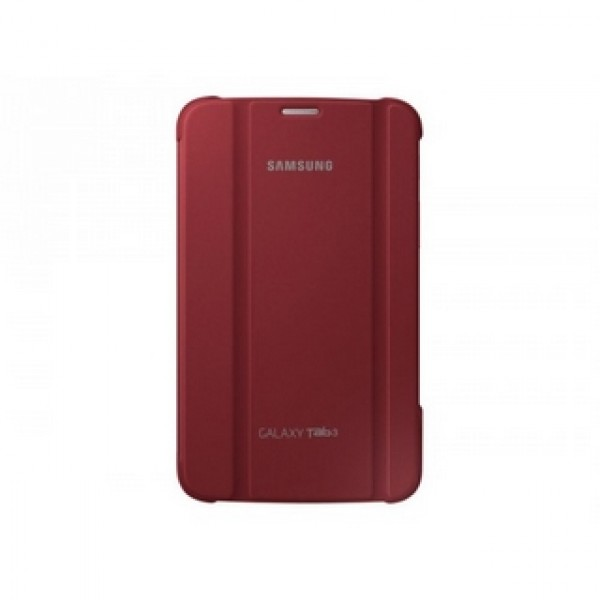 "Samsung Galaxy Tab3 Book Cover Red 8"" Tablet tok"