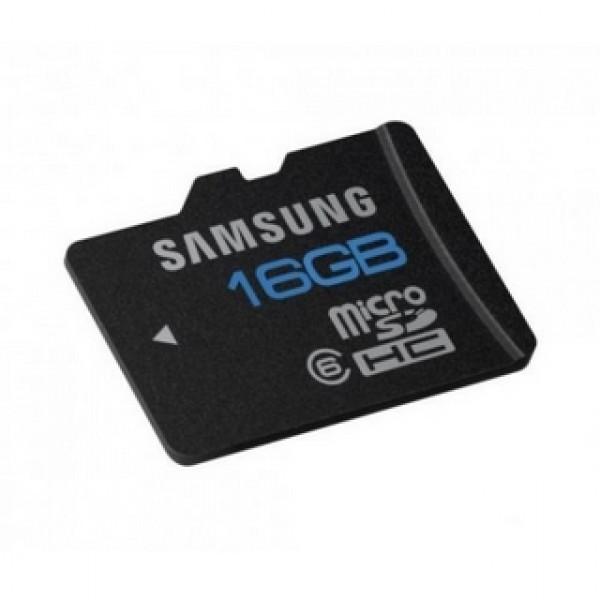 Samsung 16 GB micro SD kártya (Class 6) Kiegészítők