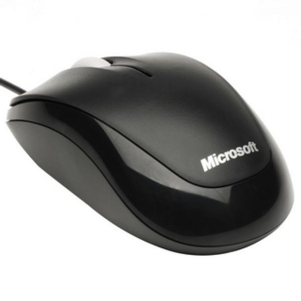Microsoft Compact Mouse 500 Black(4HH-00002) Kiegészítők