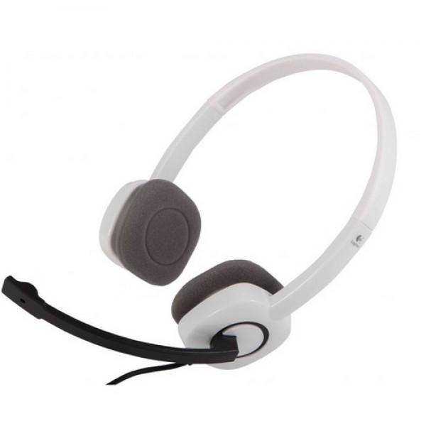 Logitech Stereo Headset H150 White Kiegészítők
