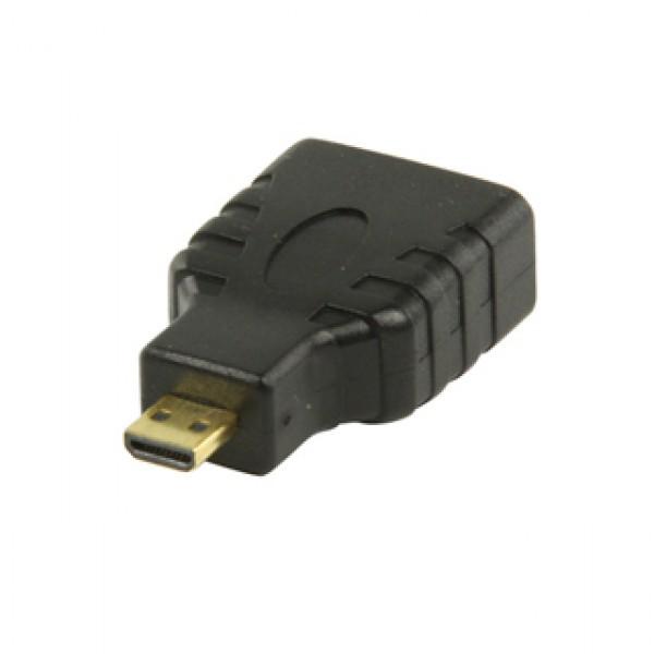 ValueLine Micro HDMI/HDMI Adapter (VGVP34907B) Kiegészítők